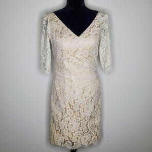 Christina Wu Celebrations Lace Short Wedding Dress